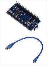 New Mini USB Nano V3.0 ATMEGA328P Module Board + USB Cable for Arduino MN
