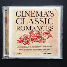 Kenneth Alwyn CINEMA'S CLASSIC ROMANCES soundtracks CD City of Prague Orch Silva