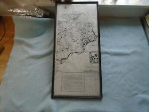 Antique Matthew Stobie County of Roxburgh Map