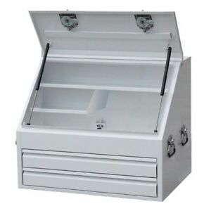 SP Tools SP40335B 2 Drawer upright industrial duty truck boxes