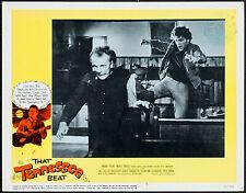 THAT TENNESSEE BEAT 1966 Earl 'Snake' Richards, Lightnin' Chance 5 LOBBY CARDS