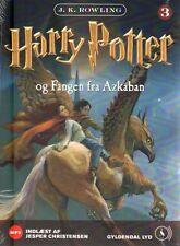 1 MP3 CD Harry Potter DÄNISCH Hörbuch - Og Fangen Fra Azkaban, dansk, NEU