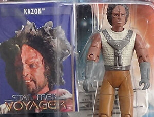 Kazon Star Trek: Voyager Playmates Unopened Mint Action Figure 1995