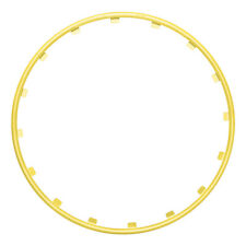 "Alloy Wheel Protectors - Rim Ringz 17"" Yellow"