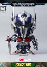Transformers Last Knight Deformed Vinyl Figure Optimus Prime 10cm HEROCROSS