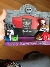 NEW DISNEY NIGHTMARE BEFORE CHRISTMAS SALLY PICTURE FRAME WITH FREE SHIPPING