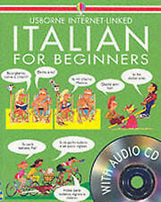 Italian For Beginners by John Shackell, Angela Wilkes (CD-Audio, 2001)
