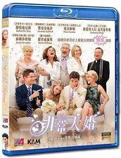 "Robert De Niro ""The Big Wedding"" Katherine Heigl Romance NEW Region A Blu-Ray"