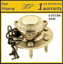 2007-2012 Chevrolet Avalanche (2WD) Front Wheel Hub Bearing Assembly
