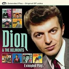 Dion And The Belmonts Extended Play 29 Original EP Sides Cd I wonder Why +More