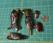 Hot Toys 1/6 Scale MMS209 Iron Man 3 Tony Stark The Mechanic XLII Armor