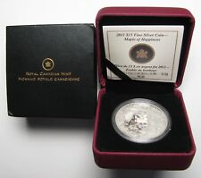 2011 Proof $15 Chinese History Traditions #1-Maple Happiness Canada .9999 silver