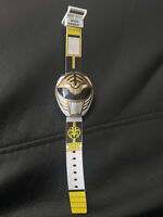 1995 Avon Mighty Morphin White Power Rangers Theme Music Watch Tommy