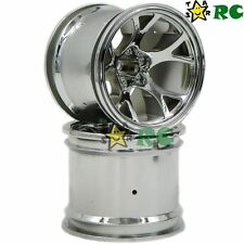 2pcs RC 2.2 Truck wheels rims Hex 12mm For 1/10 RC Truck 2.2 Tires tyres