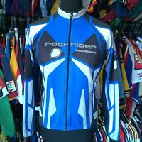 ROCK RIDER THERMAL CYCLING SHIRT MBK L/S MOUNTAIN BIKE DECATHLON SIZE ADULT M