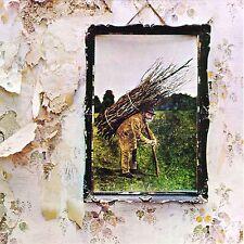 Led Zeppelin - IV 60's, 70's Vinyl LP Hard Rock Sticker, Magnet