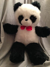 """Jumbo Huge Plush Panda Teddy Bear Giant Large Stuffed Toy Zoo Animal Gift 28"""""""