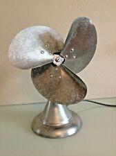Ancien ventilateur style industriel vintage années 40-50