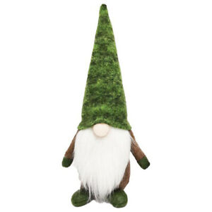 Easter old man dwarf decoration, faceless snowman Easter dwarf family partyX24