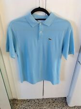 MD Light Blue Lacoste Shirt