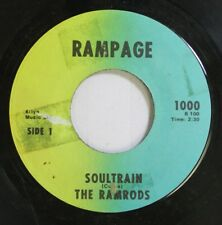 Soul 45 The Ramrods - Soultrain / Soultrain On Rampage