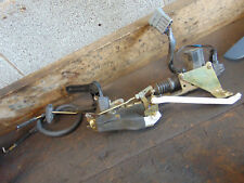 Alfa Romeo Spider 1999 Drivers right front door lock 60554246 + cables