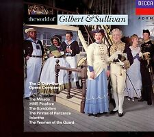 World Of Gilbert & Sullivan / D'Oyly Carte OPera Company - Made In West Germany