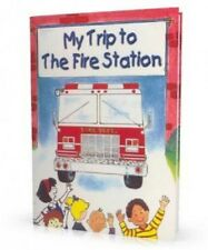 Personalized Children's Book - My Trip to the Fire Station (Ages 4-10)