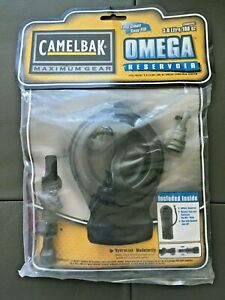 NEW SEALED CAMELBAK OMEGA MAX GEAR HYDRATION PACK 3 LITER BACKPACK RESERVOIR