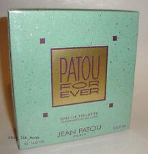 JEAN PATOU FOREVER WOMEN PERFUME 100 ML / 3.4 FL OZ EDT SPRAY FOR EVER NIB