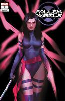 FALLEN ANGELS #2 (BEN OLIVER EXCLUSIVE VARIANT) COMIC BOOK ~ Marvel ~ PRE-SALE