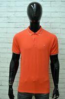 Polo LIU JO Uomo Taglia L Maglia Maglietta Camicia Shirt Man Cotone Manica Corta