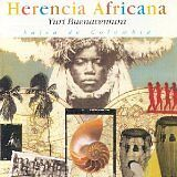 BUENAVENTURA Yuri - Herencia Africana - CD Album