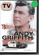The Andy Griffith Show Volume 4 DVD Classic TV 3 Shows All-Regions