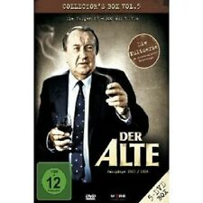 """DER ALTE """"VOL 5 COLLECTORS BOX"""" 5 DVD SET NEU"""