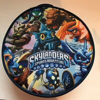 Skylanders Figure LOT OF 9 Figures With Case And Portal