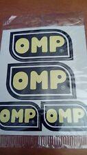 "Adesivi set  12cm x 10cm "" OMP """