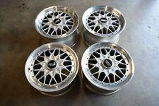 Jdm Bbs Rs Ii Wheels 17x845 17x945 Offset 5x114 Bolt Pattern Lexus Q45 240sx