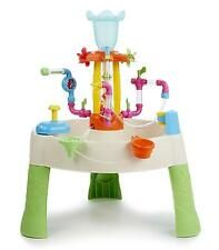 Fountain Factory Water Table Little Tikes Kids Toddlers Outdoor Toys Sensory New
