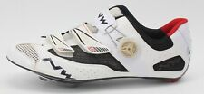 Northwave Galaxy Men US 13.5 Road Bike Shoes EU 47 White 3-Bolt Look Carbon Sole