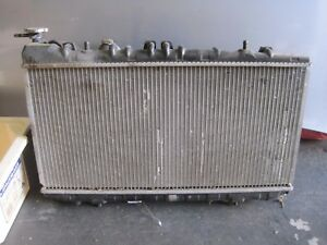 Nissan NX NXR Coupe - 10/91 - 5/95 - Radiator with Cooling Fans & Hoses