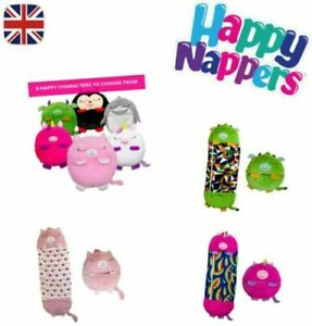 Large Happy Nappers Sleeping Bag Kids Play Pillow Soft Warm Unicorn Gift Toys UK