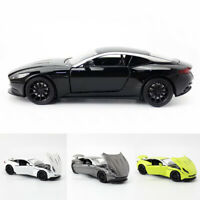 1:32 2018 Aston Martin DB11 AMR Supercar V12 Model Car Diecast Toy Vehicle Kids