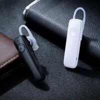 M165 Bluetooth-Headset Stereo Niedrigpreis Auto Bluetooth Y3E4