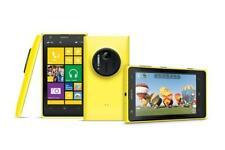Nokia Lumia 1020 Mobile Phone -Yellow -White - Black