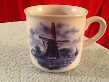 Ter Steege bv Delft Blauw Scherzer Bavaria Germany Hand Decor. In Holland Cup
