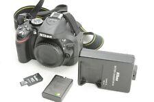 Nikon D5200  D-5200 24,1 MP DSLR Kamera, nur Body, Auslösungen 8874