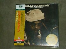 Billy Preston I Wrote a Simple Song Japan Mini LP SHM sealed