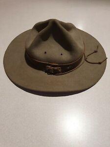 Vintage Scout Hat