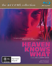 Heaven Knows What (Blu-ray Slipcase) The Accent Collection - ACC0421